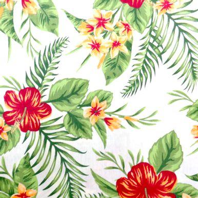 tecido-tricoline-floral-fundo-bege