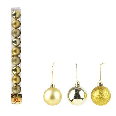 tubo-bolas-ouro-5cm-c10